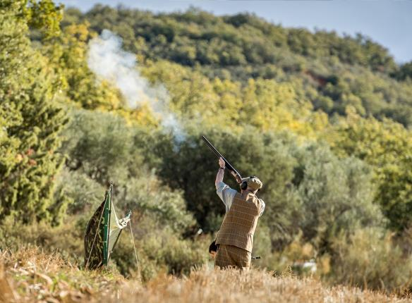 Chinchon Shooting Hunting Spain