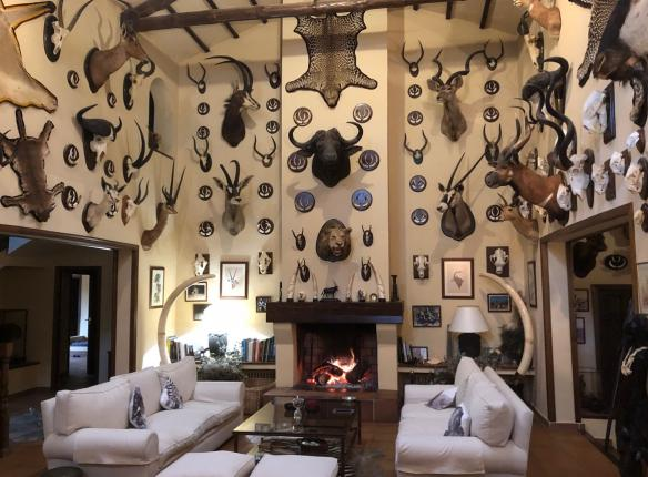Hunting Lodge Spain