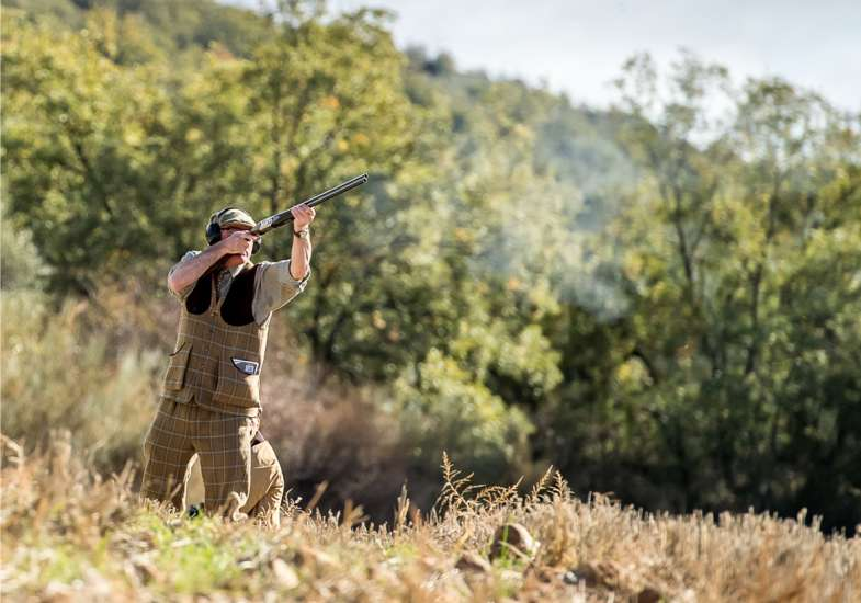 01 Gallery Partridge Shooting In Spain