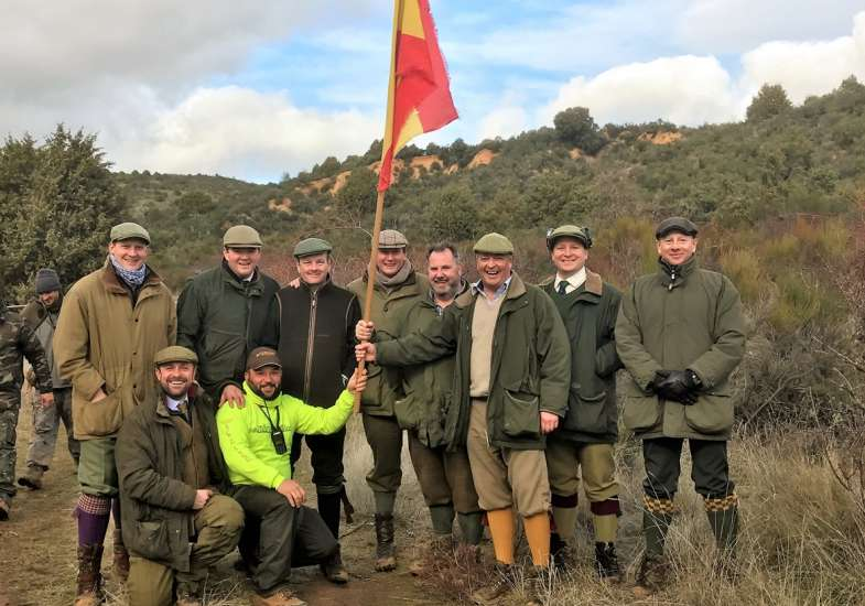 05 Gallery Partridge Shooting In Spain