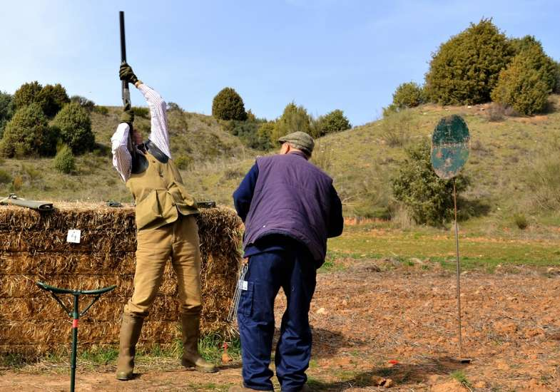 13 Gallery Partridge Shooting In Spain
