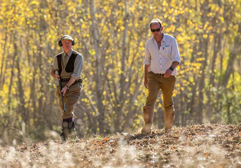32 Gallery Partridge Shooting In Spain